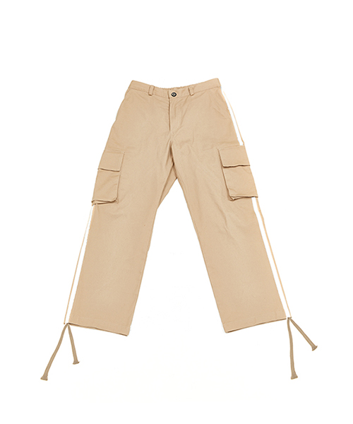 EONS SCOTCH POCKET PANTS 3m - beige