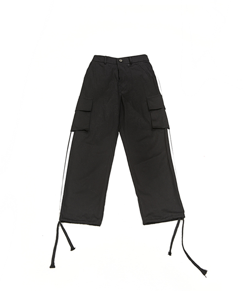 EONS SCOTCH POCKET PANTS 3m - black