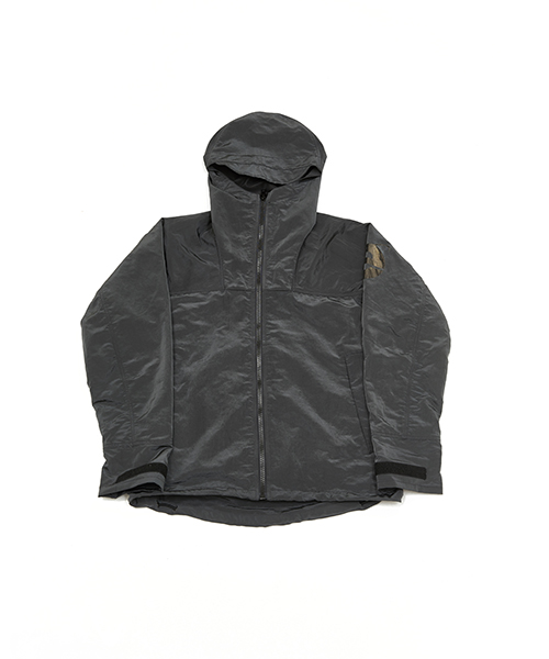 EONS EXPLORER WIND JACKET - metal gray